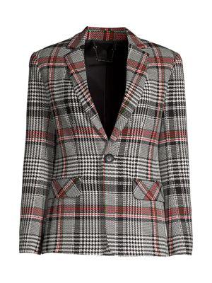 Habanero Plaid Jacket