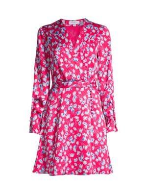 Collie Floral Shirt Dress