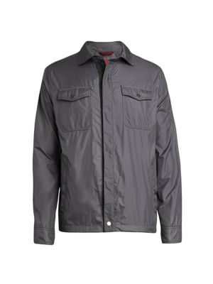 Soft Extra-Light Packable Jacket