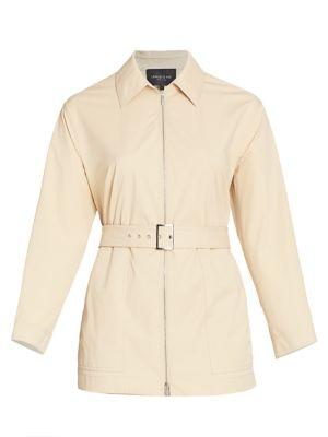 Allegra Belted Jacket