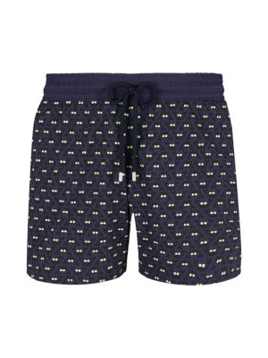 Moonrise Crabs Glow-In-The-Dark Swim Trunks
