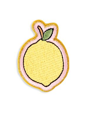 Lemon Sticker Patch