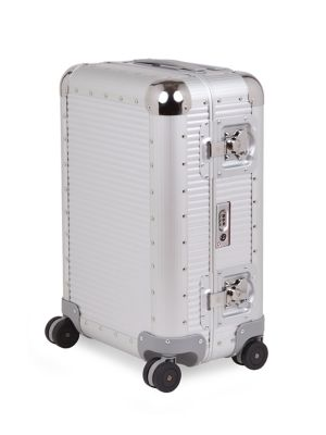 Bank S Cabin Spinner 55 Suitcase