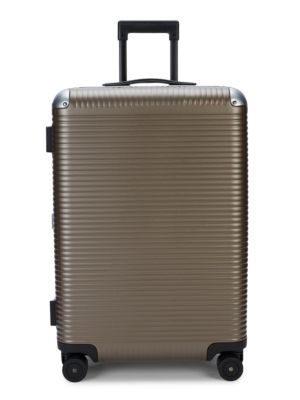Bank Light Check-In Spinner Suitcase