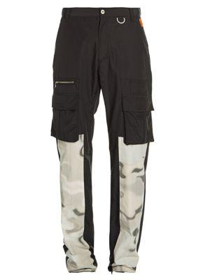 Concrete Jungle Camo Cargo Pants