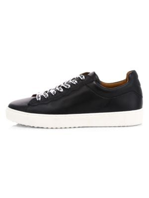 Essie Leather Sneakers