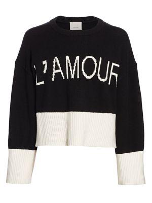 Jordyn L'Amour Knit Sweater