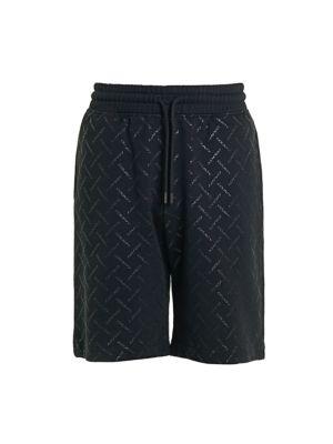 Allover County Basketball Shorts