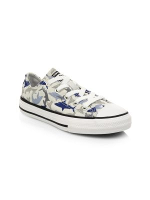 Kid's Chuck Taylor All Star Print Sneakers