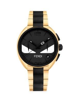 Momento Fendi Bugs Chronograph Watch