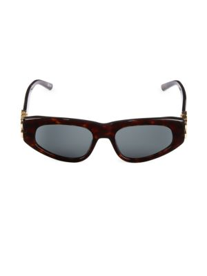 53MM Rectangular Sunglasses