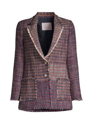 Blanket Tweed Jacket
