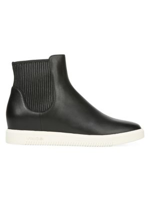 Ilona High-Top Leather Sneakers
