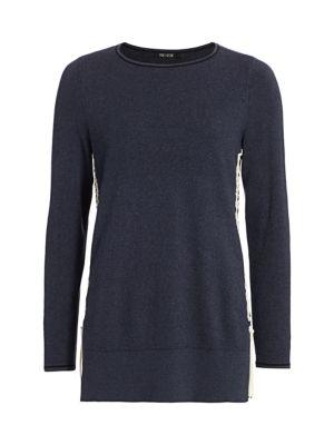 Petite On My Side Sweater