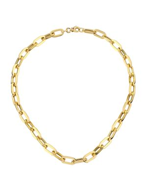 Designer Gold 18K Yellow Gold Collar