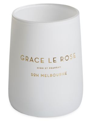 Grace Le Rose Scented Candle