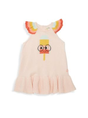 Baby Girl's Icy Lolly Flounce Dress