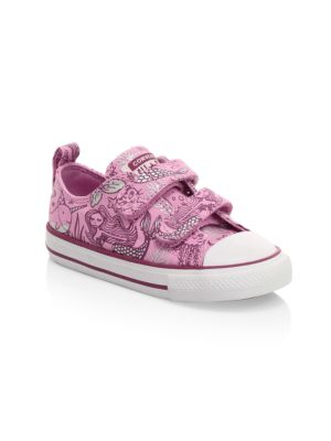 Baby's & Little Girl's Chuck Taylor All Star Ox Printed Sneakers