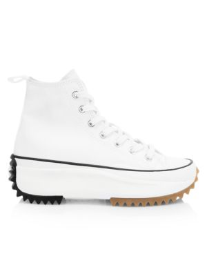 Foundational Canvas Run Star Hike Sneakers