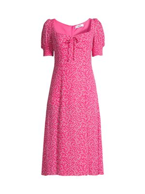 Mollina Floral Dress