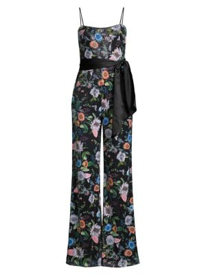 Geneviene Sequin Jumpsuit