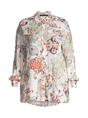 Fuso Printed Shirt