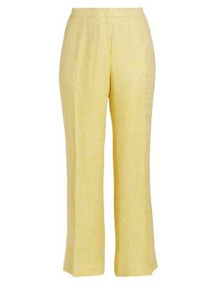 Dalton Wide-Leg Pants