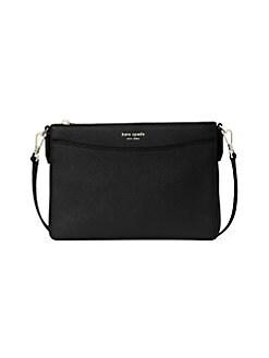 케이트 스페이드 크로스바디백 미디움 Kate Spade Medium Margaux Leather Crossbody Bag