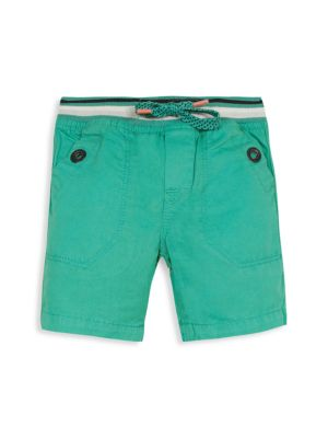 Baby's & Little Boy's Twill Bermuda Shorts