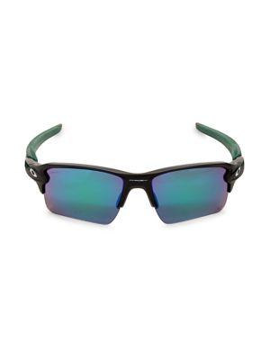 New York Jets 59MM Flak Sunglasses