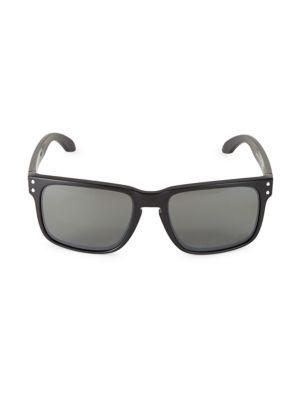 New York Giants 57MM Holbrook Rectangular Sunglasses