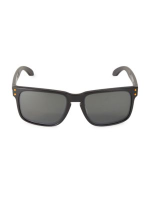 Los Angeles Chargers Holbrook 57MM Square Sunglasses
