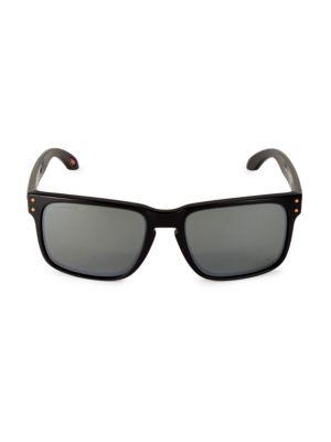 Baltimore Ravens 57MM Holbrook Sunglasses