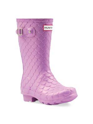 Girl's Original Sea Dragon Rain Boots