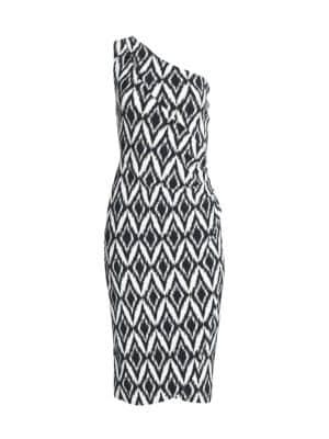 Gosia One-Shoulder Dress