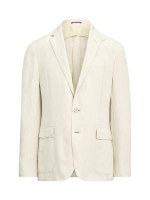 Linen & Silk Sportcoat