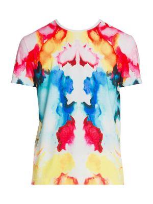 Tie-Dye Logo Back T-Shirt