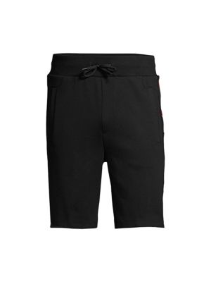 Hugo Side Stripe Sweat Shorts