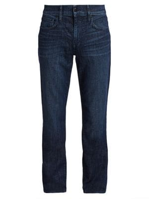 Francois Classic Straight-Fit Jeans