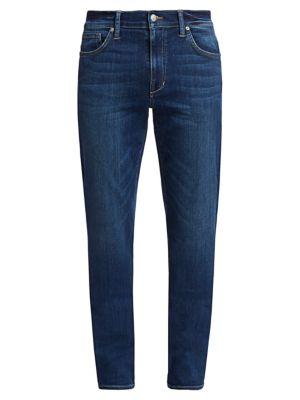 Brixton Zane Straight-Fit Jeans