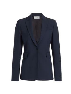 Side Press-Button Jacket