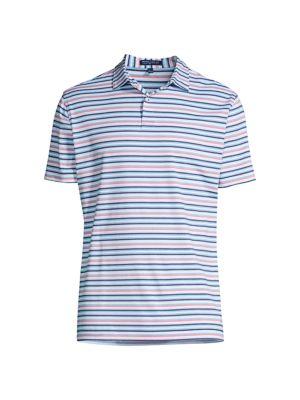 Kane Stripe Polo