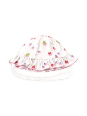 Baby Girl's Berry Ballet Hat