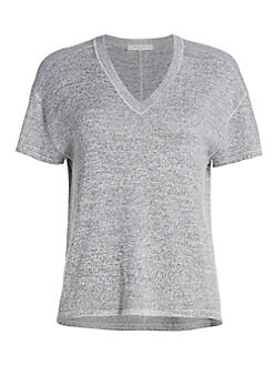 랙앤본 브이넥 티셔츠 Rag & Bone Avryl V-Neck T-Shirt