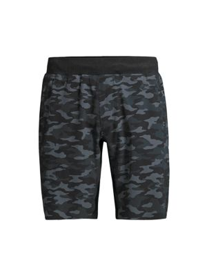 Fulton Camo-Print Shorts
