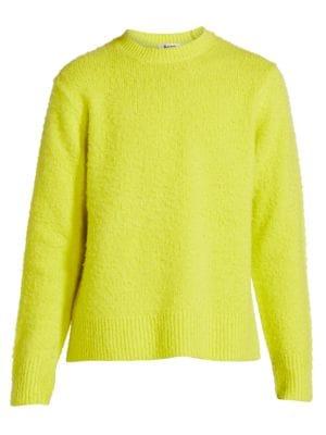 Peele Wool & Cashmere Sweater