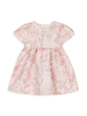 Baby's & Little Girl's Flower A-Line Dress