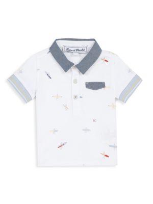 Baby's & Little Boy's Polo Shirt