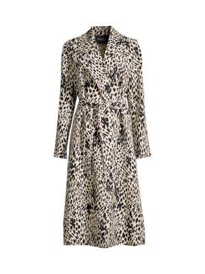 Zelida Linen Coat