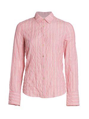 Marisol Striped Shirt
